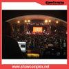 P3 SMDの舞台の背景の屋内レンタル大きいLED表示スクリーン