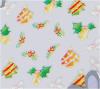 Autocollant d'ongle de l'autocollant d'ongle de la série de Noël 3D