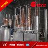 Equipo de cobre usado de la destilación de la máquina de la destilería de la vodka del alcohol 1500L para la destilería de la venta