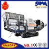 Capacidad de la trituradora de mandíbula móvil 110-250tons