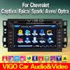 GPS van TiCar DVD voor het Lager van Aveo Optramken van de Vonk van Chevrolet Captiva Epica (6016)
