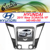 Voiture spéciale DVD pour la nouvelle sonate de Hyundai I40/I45/I50/YF/2011 (CT2D-SHY2)