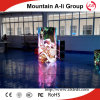 P10 al aire libre DIP Best Seller Pantalla LED redonda / pantalla