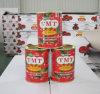 Aseptisches Ginny eingemachtes Tomatenkonzentrat 70g, 2200g Brix 28-30%