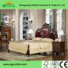 Mobiliário de cozinha de laca de grãos sólido e madeira
