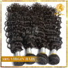 7A Grade 100%年のマレーシアVirgin Remy Human Hair 100g/PC Highquality VirginマレーシアDeep Wave Hair