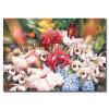 Pittura a olio del fiore di Multi-Colori per la decorazione domestica