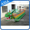 De largo barco inflable del dragón del barco inflable del PVC de 0.9m m hecho en China