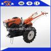 耕うん機が付いている低価格20HP 2wheelの歩くトラクター