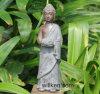 仏の販売のための投げるホーム商品の庭の彫像