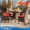 Mobiliário de Jardim para jantar de vime Redonda Piscina
