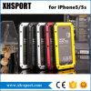 Mobile de Snowproof/cas imperméables à l'eau de téléphone cellulaire pour l'iPhone 5s