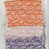 Fabbricato acrilico del tweed di miscela del poliestere dello Spandex di lana del tweed