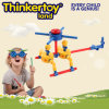 Blocos do teste padrão, brinquedos de DIY, brinquedos educacionais para o jardim de infância