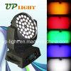 36*18W UV+RGBWA 6in1 이동하는 헤드 LED