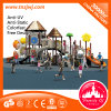Equipamento de entretenimento comercial Playsets exterior para crianças