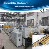 Profil de Pierre en plastique PVC Extrusion Ligne de production de marbre artificiel
