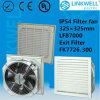 IP 54 전기 위원회 환기 필터 팬 Lfb7000