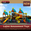 De OpenluchtApparatuur van uitstekende kwaliteit van de Speelplaats van Jonge geitjes voor Park (x1505-8)