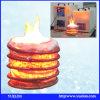 Équipement de fonte de mini d'induction de four de fusion de métal précieux or de four