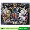 Europa Style 3D Royal Metal Emblem