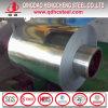 Complet sur le disque en acier galvanisé recouvert de zinc de la bobine de la bobine