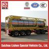 40 FT контейнера трейлер тележки сплава Alluminum окислителя трейлера Semi химически жидкостный