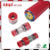 Conetor de Microduct do HDPE para a instalação da fibra para o tubo Od 12/8mm