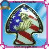 육군 동전을%s 금속 3D 동전을 예약했다