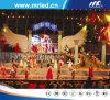 Der Qualitäts-P10.4 InnenVideodarstellung miete RGB-LED
