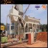 usine 25m3/H de traitement en lots concrète pour la construction de bâtiments