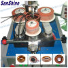 Tipo de engrenagem Power Factor Corrector Toroid Coil Winding Machine (SS300-02)