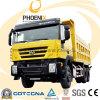 340HP 6X4 LHD Genlyon Iveco Dumper mit C100 Cabin
