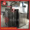 Do limão em forma de caixa automático do ar quente de equipamento de secagem do alimento forno de secagem