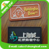 Soft PVC Rubber Clothes Badge Textile Garment Labels