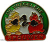 L'émail doux personnalisé Association Club Épinglette d'un insigne (LP-82)