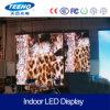 Pantalla de visualización de interior de LED del fondo de etapa P4