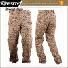 砂漠のCamo EsdyのArchon IX7の陸軍訓練の戦闘の屋外のズボン