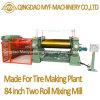Xk560 / 610/660 Machine de traitement en caoutchouc Machine à double mélangeuse à deux rouleaux