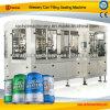 Het Vullen van het Blik van de Drank het Afdekken Machine de van uitstekende kwaliteit