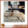 Comptoirs de granit Crema Delicatus importés pour planchers de cuisine