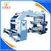 Flexo Letterpress películas PET plástico de alta velocidad con la máquina de impresión