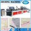 Saco de fecho não tecidos Wenhzou fazendo a máquina