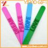 Kundenspezifische bunte Silikon-Klaps-Armbänder für Verkauf
