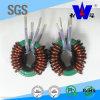 Le faisceau de fer de la taille 37mm*18 enroule 1mh l'inducteur 10A