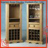 Het Kabinet van de Wijn van het Rek van de Wijn van de Vertoning van de wijn