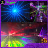 CE RoHS 3W verde único de luz láser de luz DJ