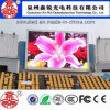 Utilizar extensamente la visualización de LED de alquiler de la alta resolución P6