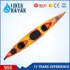 Preço de fábrica usado Kayak de mar de duas pessoas para jogos de água