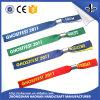 Heißer Verkaufkundenspezifischer Wristband/Gewebe-FestivalWristband/PolyesterWristband für Ereignis